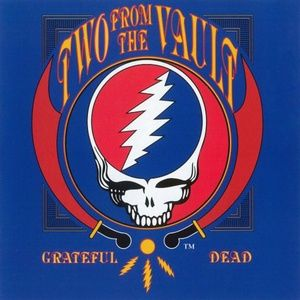 grateful dead two from the vault 1992 2 cd set